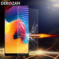 На Алиэкспресс купить стекло для смартфона derozan screen protectors for vernee mix 2 tempered glass proctive ultra thin front film for vernee mix 2