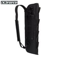 CS Force Tactical Shotgun Scabbard Holster Military Army Gun Bags Shell Holder Rifle Case Hunting Backpack
