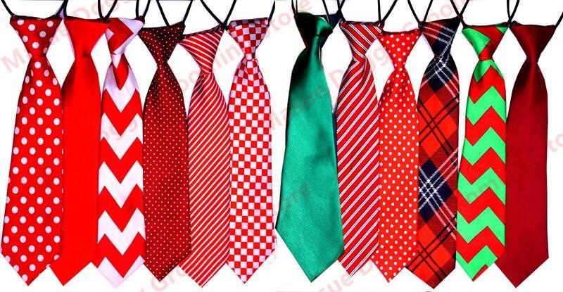 unid patrn corbatas corbatas perro grande perro suministros para mascotas de navidad de navidad de