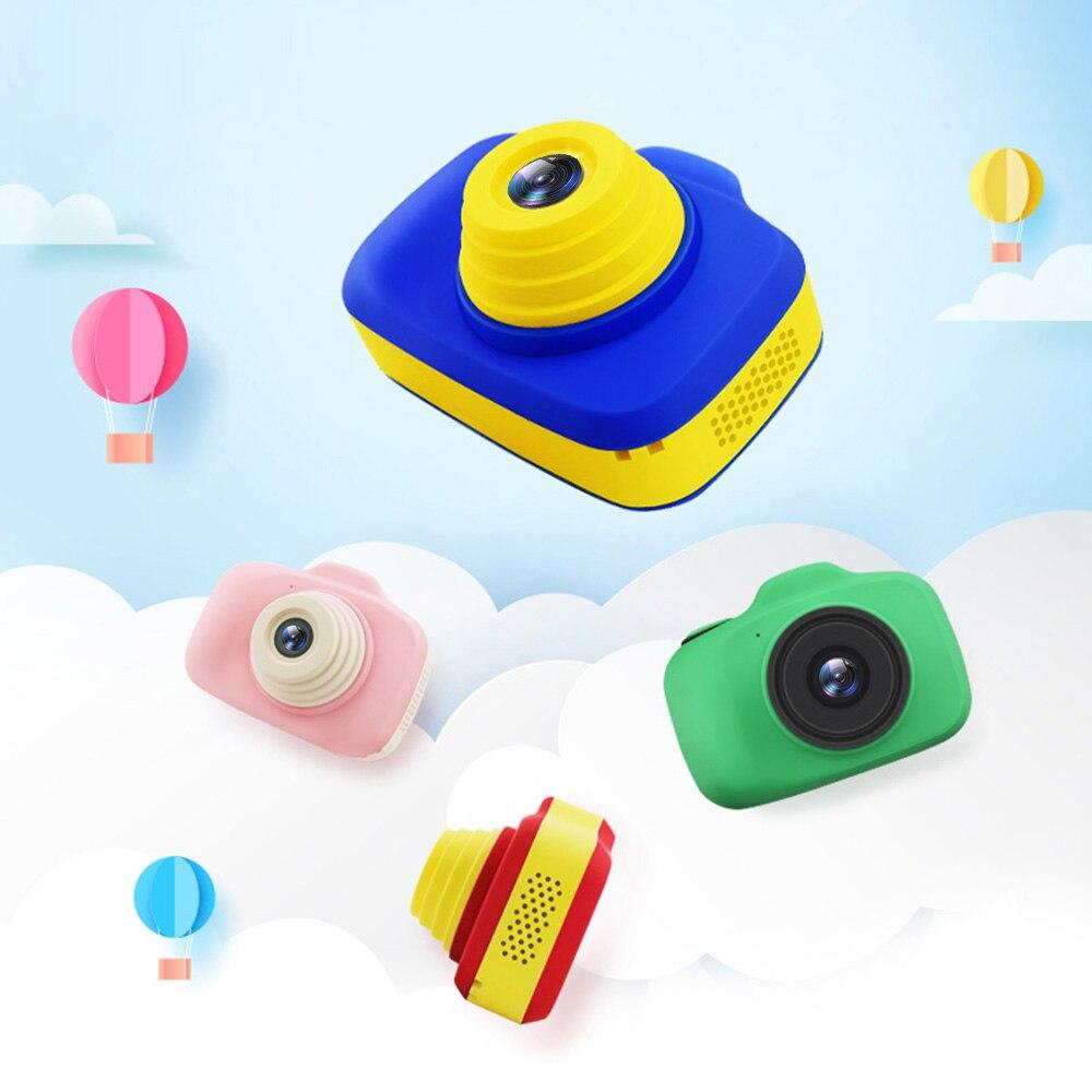 Mini appareil-Photo de jouet d'enfant en bas âge éducatif d'enfants Mini appareil-Photo numérique de jouet avec des cadeaux de photographie pour Ultra HD CameraToy