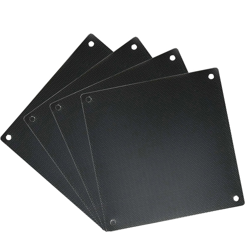 6pcs/lot 8cm 9cm 12cm 14cm Computer Mesh PVC PC Case Fan Cooler Dust Filter Case Dustproof Cover Chassis dust cover 120mm 80mm free delivery 9025 9 cm 12 v 0 7 a computer cpu fan da09025t12u chassis big wind pwm four needle