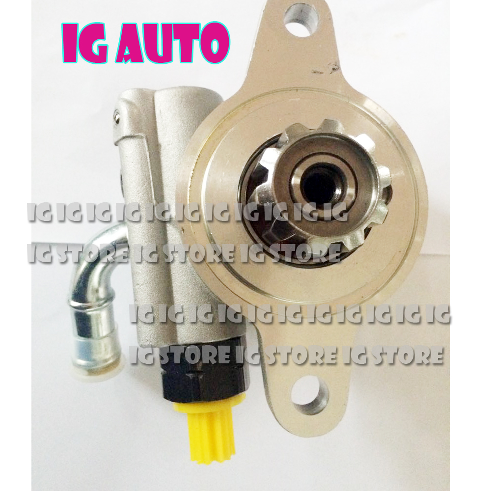Aluminum Power Steering Pump For Toyota Land Cruiser Prado 3 0 3 4 Tacoma II Pickup 2 5 Hilux 4431026200 4431035500 4431035610 in Power Steering Pumps Parts from Automobiles Motorcycles