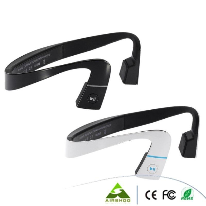2016 LF-18 WirelessHeadset Bluetooth Sports Bone Conduction Headphones Earphone with Mic Call NFC Function bluethooth 4.1 mld lf 1107 sports wrist support