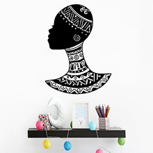 Luxuriant character Wall Art Sticker Modern Decals Quotes Vinyls Stickers Living Room Children Removable Mural