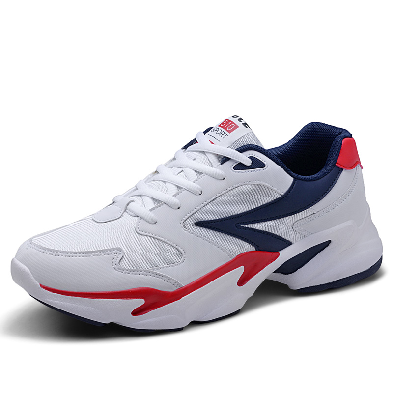 2018 Top Cow Leather+pu Men Concrete Floor Zoom Air New Autumn And Winter Sports Shoes Men