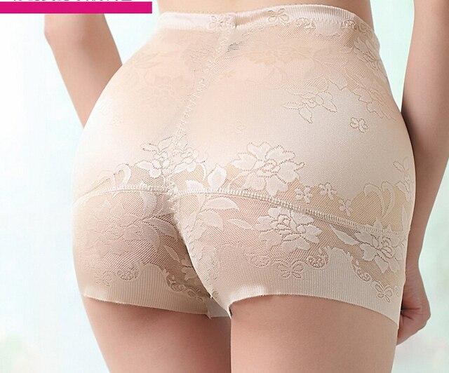 Quadril e Bumbum Levantador Controle Tummy Calcinha Acolchoado Seamless Bundas Hip Enhancer Shaper Underwear Calcinhas Shapewear das Mulheres Originais
