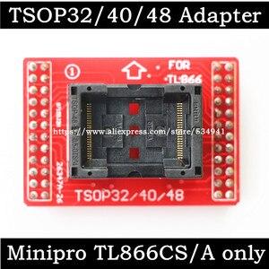 Image 5 - TSOP32 TSOP40 TSOP48 + TSOP48/SOP44 V3 Board for TL866CS / TL866A/ TL866II Plus universal programmer usb only