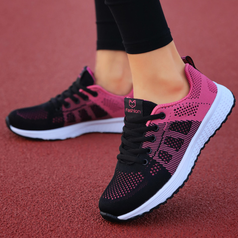 Running Shoes Woman Breathable Walking Shoes For Outdoor Sneakers Women Jogging Trainers Buty Sportowe Meskie Running Shoes Aliexpress