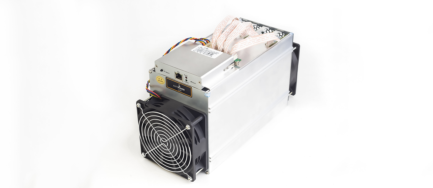 Ding Dong Antminer L3+ Computer Sever For The Computer Working