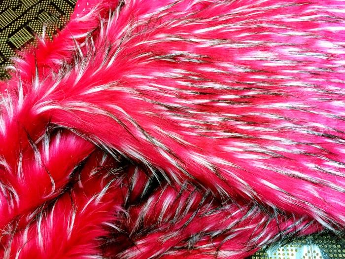 High Grade Faux Fur Shawl Fur Collar Plush Fabric Fabric,Home Interior  Decoration Materials,160cmx50cm/lot