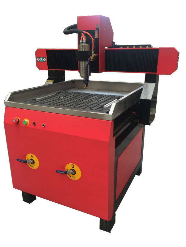 CNC Router 6090 3 axis 2.2KW Water Cooling Spindle CNC Engraving Cutting Free Shipping by sea to your seaport cnc 4th axis 6090 model