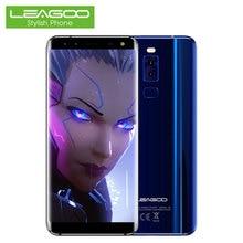 Ursprüngliche Leagoo S8 4G LTE 18:9 Android 7.0 Handy MT6750T Octa-core 3 + 32 Smartphone 5,7 Zoll 1440*720 Fingerprint 3050 mAh