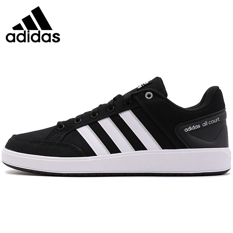 Original New Arrival Adidas CF ALL COURT Men's Tennis Shoes Sneakers image