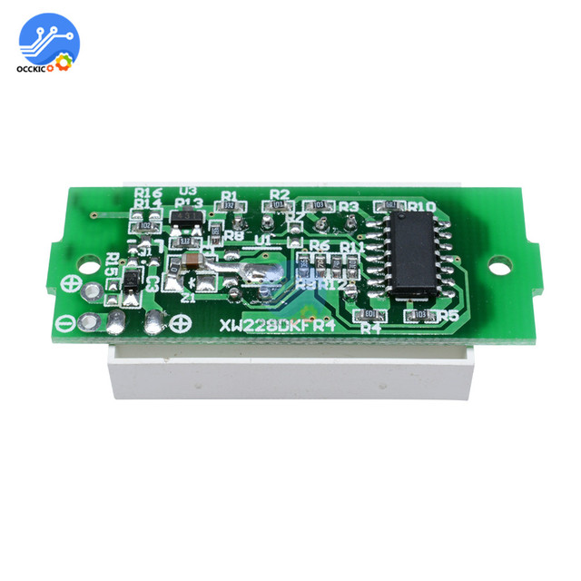 BMS 1S 2S 3S 4S 6S 7S 18650 Li-po Lithium Battery Capacity Indicator Module Meter Power Level Display Board Charge Accessory 4
