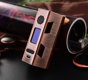 Image 5 - Оригинальный бокс мод coilart MAGE 217, электронные сигареты мощностью 217 Вт, вейп моды, совместимые с аккумулятором 21700, 20700 и 18650 для паров
