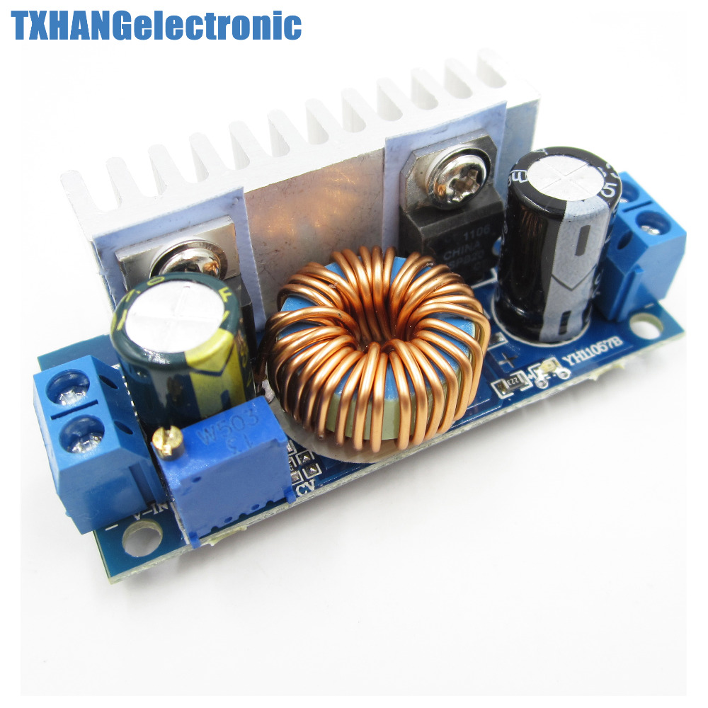 8A DC-DC Step up Booster Power supply Converter Module Boost board voltage converter dc-dc boost
