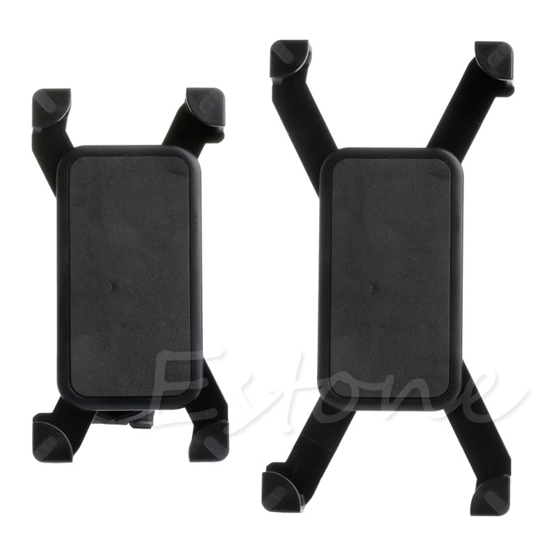 1Pc Universal Motorcycle Bicycle Bike Handlebar Mount Holder For Mobile Phone GPS in Universal Car Bracket from Automobiles Motorcycles