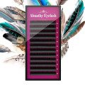 Abnathy 1 pc 0.07 JBCD Curl 12 Rows Per Tray Volume Eyelash Extension Mink False Fake Lashes