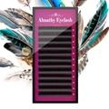 Abnathy 1 pc 0.07 JBCD Curl 12 Rows Per Tray Volume Eyelash Extension Mink False Fake Lashes
