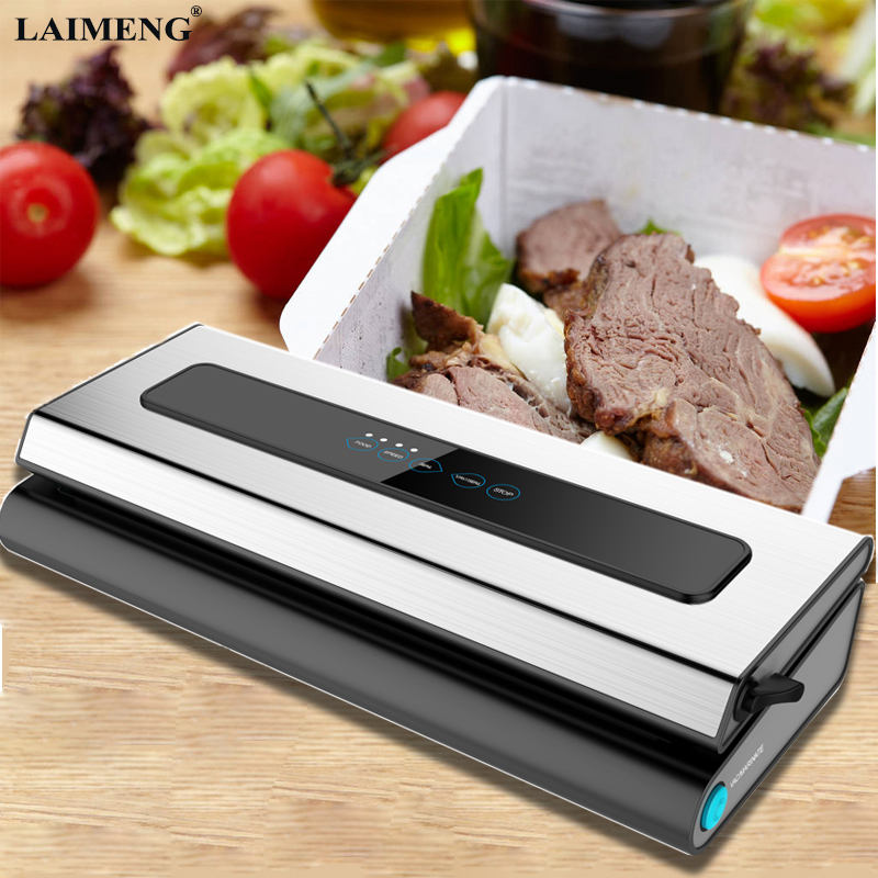 LAIMENG Best Vacuum Packer With Food Saver Vacuum Bags For Vacuum Sealing