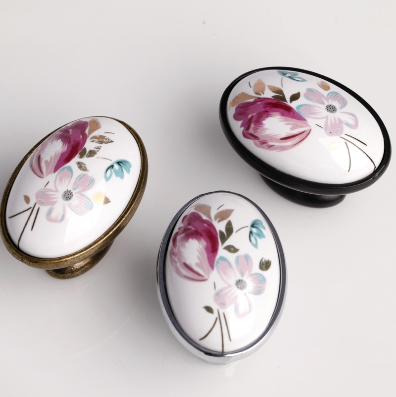 Bedroom Furniture Knobs online get cheap oval drawer pulls -aliexpress | alibaba group
