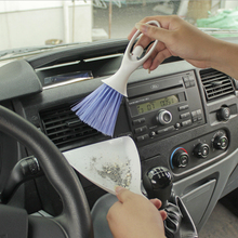 Auto Wassen Car Cleaning Tool Detaillering Borstel Interne Multifunctionele Airconditioning Toetsenbord Stofverwijdering Interne Verpleging