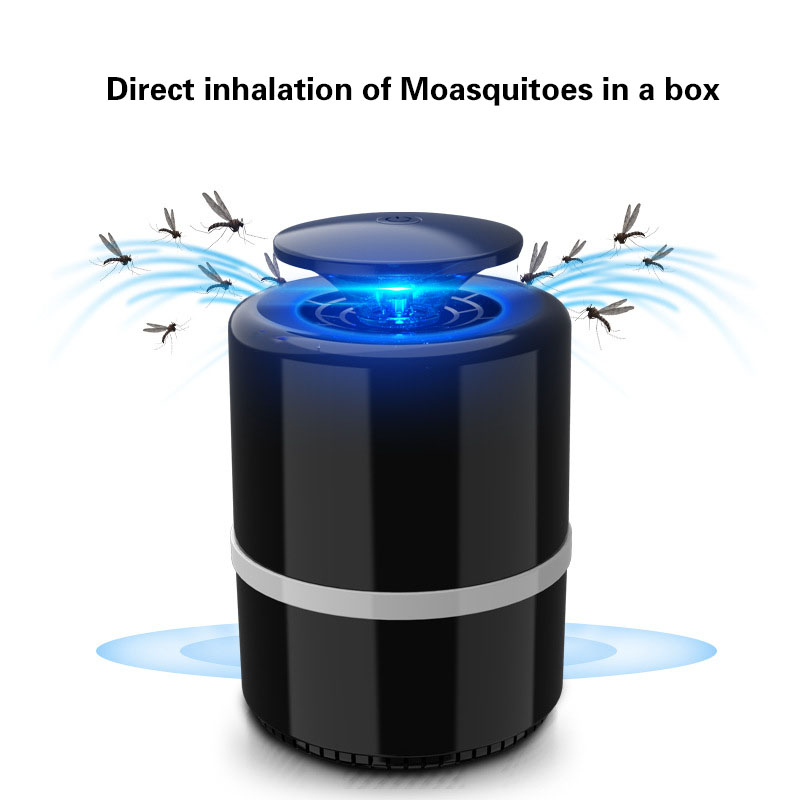 Garden Yard Home Supply Led Electric Anti Mosquito Killer Lamp Repellent Trap USB Powered Fly Pest Insect Zapper Night Trap Lamp mosquito killer lamp led trap pest insect