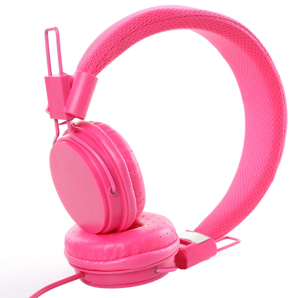 Deep Bass Gaming Headphone Over-Ear Gamer Headset Headband with MIC Stereo Earphone with Light for Computer PC Gamer
