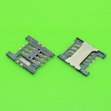 3pcs/lot Brand new sim card reader connector holder for Lenovo A3000 A3000-H A5000 A568t A788t K860i ,