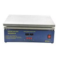 220 В 2100 Вт Регулируемый Термостатический Отопление платформа мобильного телефона ремонт светодио дный лампа подогрева стол PCB SMD распайки 300