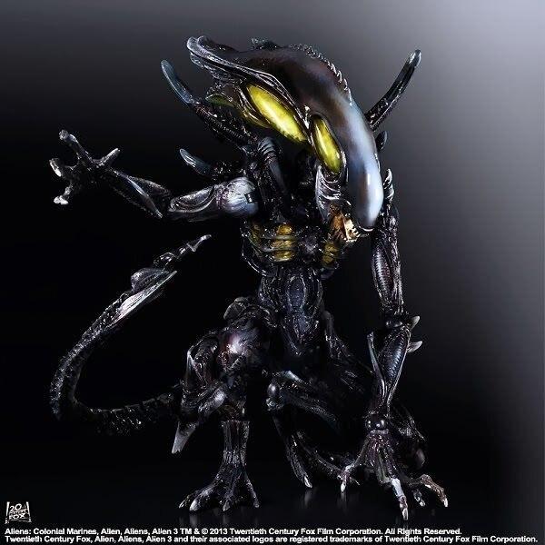 10 ''jouer Arts Kai NECA Aliens colonial flotte alien génocide xénographe prédateurs PVC figurine d'action modèle de collection poupée jouets