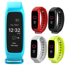 Waterproof IP67 L30t Bluetooth Smart Band Bracelet Cardio Dynamic Heart Rate Full Color TFT LCD Screen Smart Band Bracelet