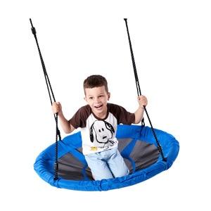 Image 2 - Yeni Oxford bez salıncak açık çocuk eğlence oyuncak salıncak bahçe veranda salıncak
