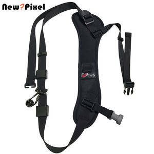Image 1 - Focus F 1 Quick Rapid Carry Speed Soft Pro Shoulder Sling Belt Neck Strap For Camera SLR DSLR Black