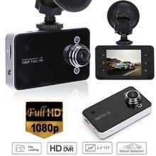 Авто 2,4 дюймов Dash Cam Автомобильный dvr Портативный ЖК-тахограф Полное видение камера Full HD видео рекордер Автомобильный dvr автомобиль тире дисплей