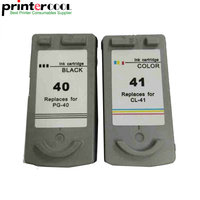 Einkshop PG 40 CL 41 PG 40 CL 41Ink Cartridge For Canon Pixma IP2200 IP1800 MP160 MP180 MP210 MP140 MP150 MP190 MP220 MP450