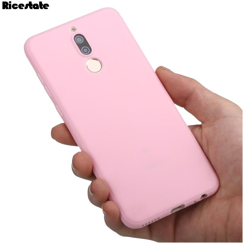Meizu m6t Mblu m6t Case for Meizu Mblu m6t Cover Matte Soft Back Phone Cover Meizu M6 t Phone Cases