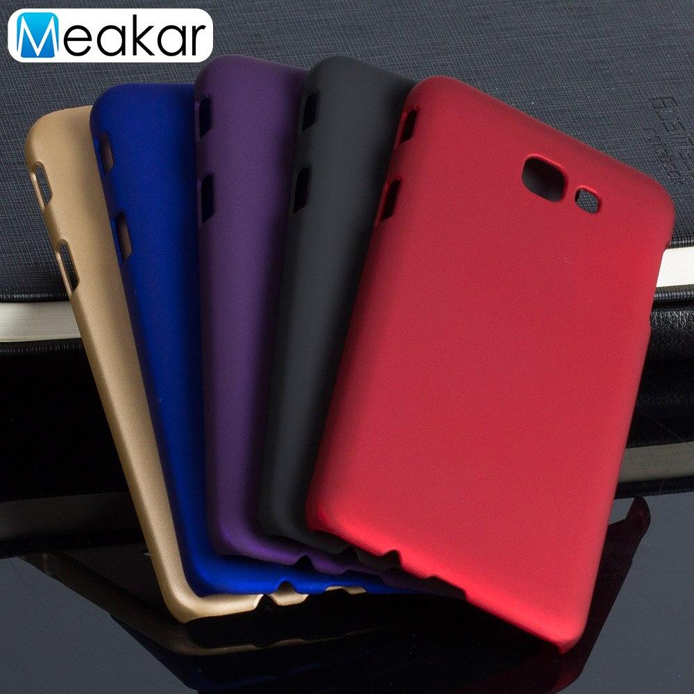 Matte Plastic Coque Cover 5.0For Samsung Galaxy J5 Prime Case For Samsung Galaxy J5 Prime On5 2016 Phone Back Coque Cover Case