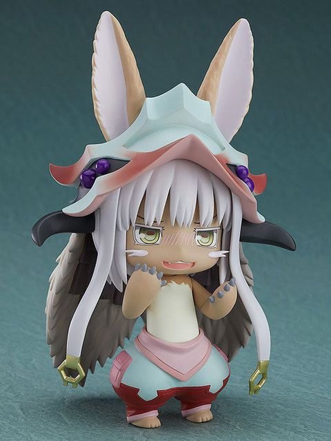 Kawaii Forest Witch Shaped Nendoroid Toy