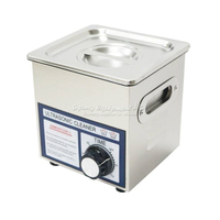 LY 10T 2L Ultrasonic Cleaner Smart Mini Bath Intelligent Control with Basket For Cleaning Jewelry Glasses