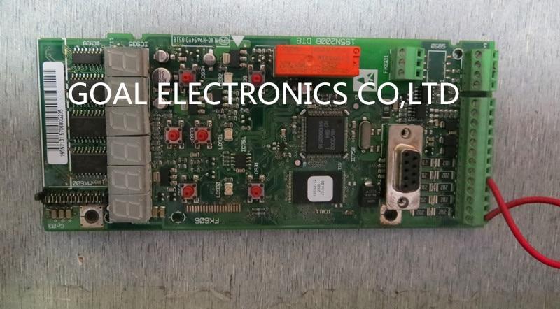Accessories VLT2900/2800 Danfoss frequency converter Control Panel/CPU panels/boards 195N2131 dhl ems 1pc danfoss operator panel lcp11
