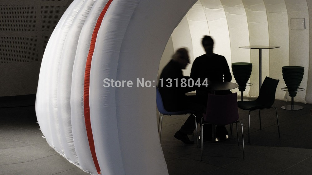 Outdoor white double layer inflatable car garage tent for car show-in Party DIY Decorations from Home u0026 Garden on Aliexpress.com | Alibaba Group & Outdoor white double layer inflatable car garage tent for car show ...