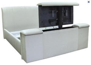 Скрытый ТВ-подъемник для 50 дюймов может быть поднят высотой 600 мм