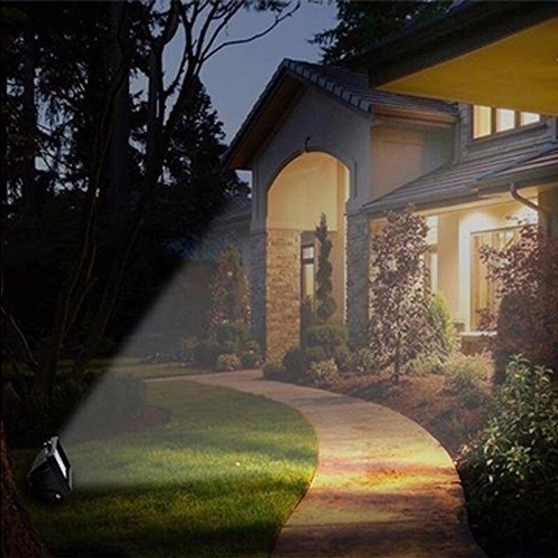 Led Solar Flood Light Lamp