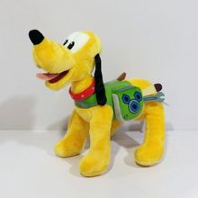 new 1pieces/lot big dog plush minnie mickey goofy pluto doll mouse edition Children's toys Wedding toys