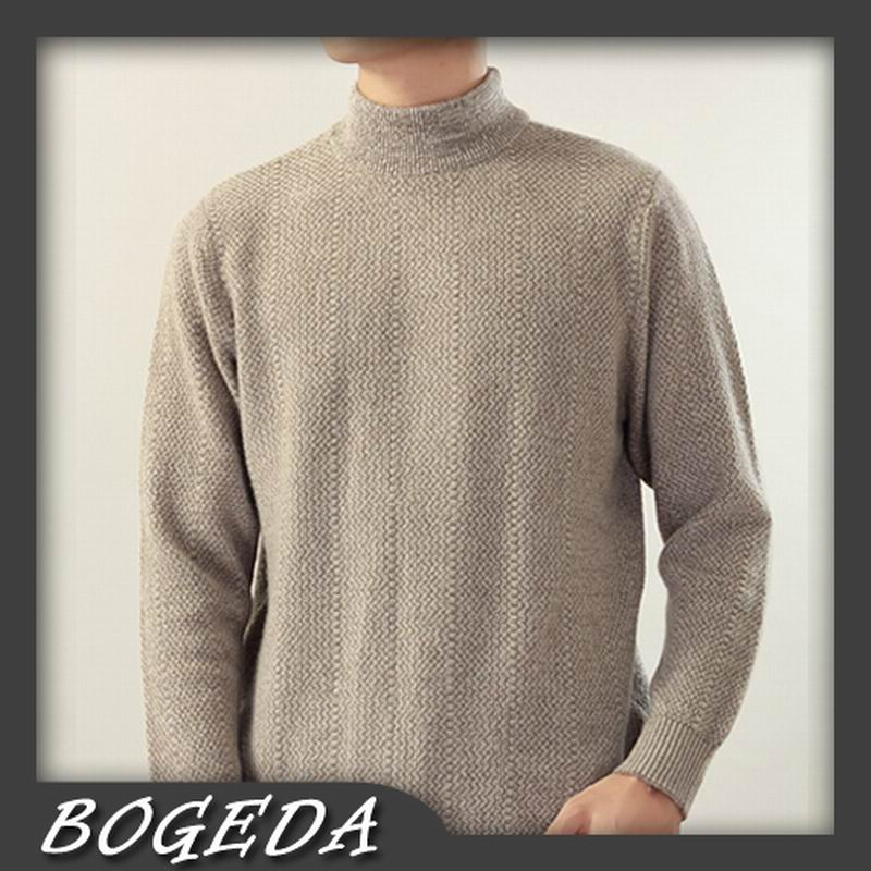 Cashmere Sweater Men's Pullover Thick Fashion Style Sky Khaki Green Natural Fabric High Quality Stock Clearance Free Shipping