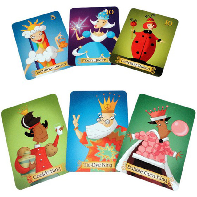 online shop sleeping queens queen children s educational toy card