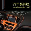 5m auto decoration sticker thread for Geely Vision SC7 MK CK Cross Gleagle SC7 Englon SC3 SC5 SC6 SC7 Panda