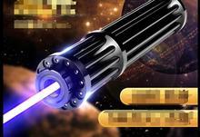 AAA Most Powerful Blue Laser Pointer 500w 50000m 450nm LAZER Flashlight Burning Match Dry Wood/Black/Cigarettes+gift box Hunting