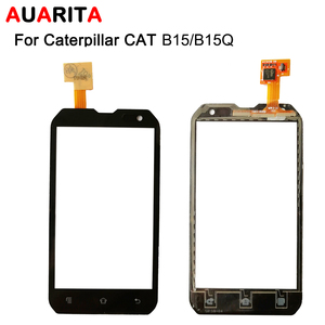 Image 5 - 5 teile/los touch Für Caterpillar cat S30 S40 S50 S60 B15 B15Q S50C Touchscreen Perfekte Reparatur Teile Touch Panel telefon Zubehör